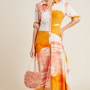 Defect- Anthropologie DOLAN Collection Cora Maxi S